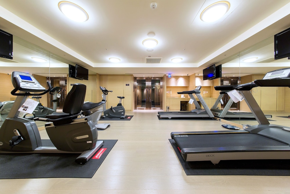그랜드 뷰 리조트 베이터우(Grand View Resort Beitou) Hotel Image 30 - Fitness Facility