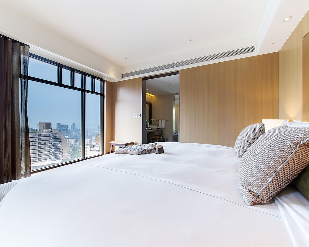 그랜드 뷰 리조트 베이터우(Grand View Resort Beitou) Hotel Image 8 - Guestroom