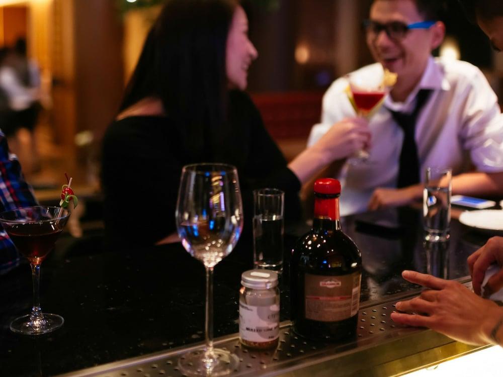 윈저 호텔 타이중(Windsor Hotel Taichung) Hotel Image 51 - Hotel Bar
