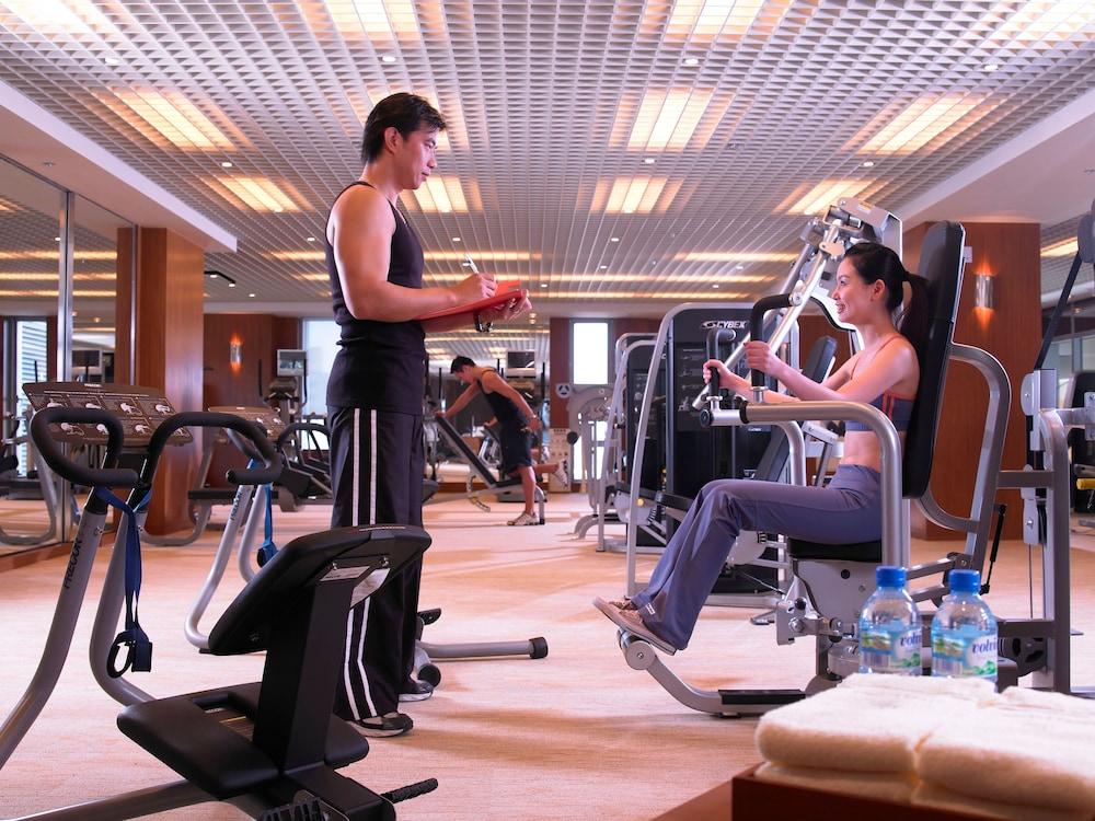 윈저 호텔 타이중(Windsor Hotel Taichung) Hotel Image 25 - Gym