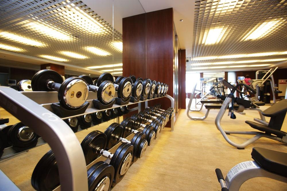 윈저 호텔 타이중(Windsor Hotel Taichung) Hotel Image 31 - Sports Facility