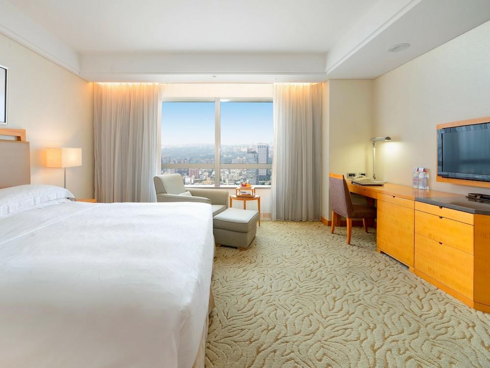 윈저 호텔 타이중(Windsor Hotel Taichung) Hotel Image 16 - Guestroom View