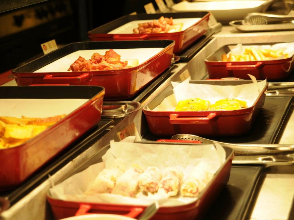 윈저 호텔 타이중(Windsor Hotel Taichung) Hotel Image 66 - Breakfast Area