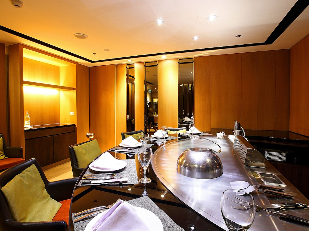 윈저 호텔 타이중(Windsor Hotel Taichung) Hotel Image 35 - Restaurant