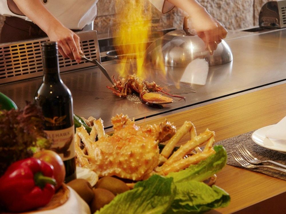 윈저 호텔 타이중(Windsor Hotel Taichung) Hotel Image 36 - Restaurant