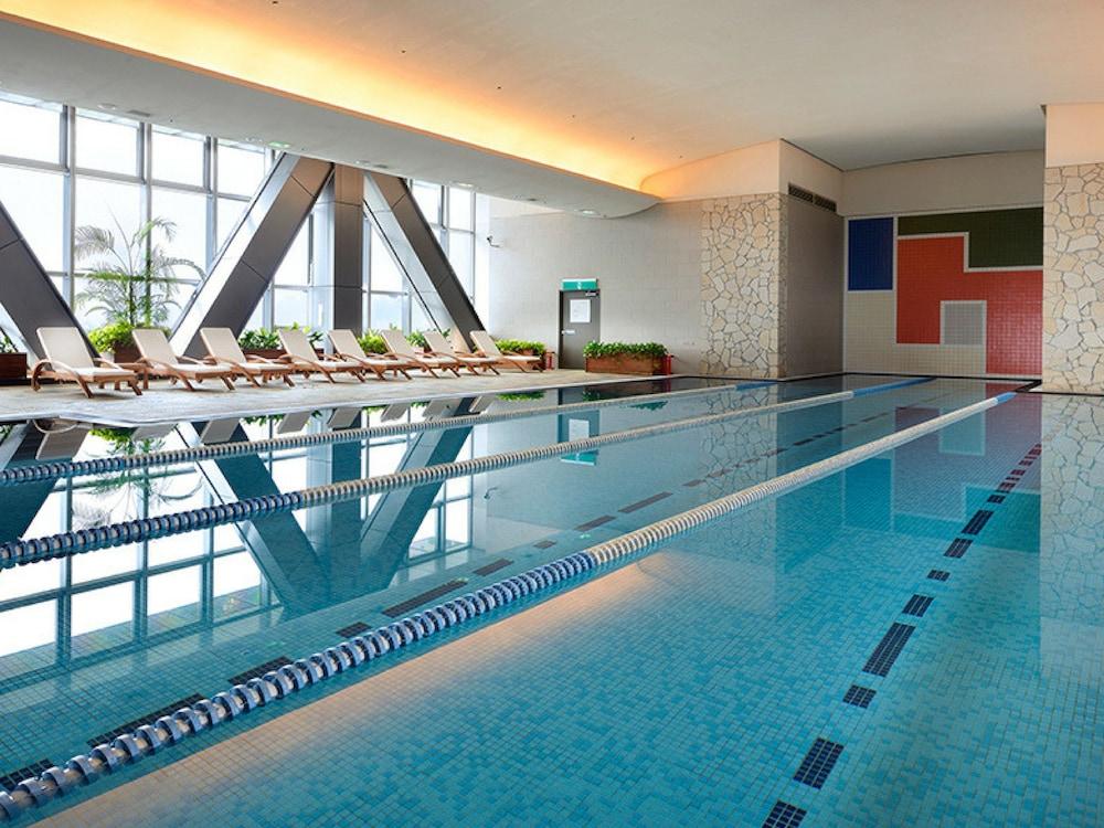 윈저 호텔 타이중(Windsor Hotel Taichung) Hotel Image 23 - Indoor Pool
