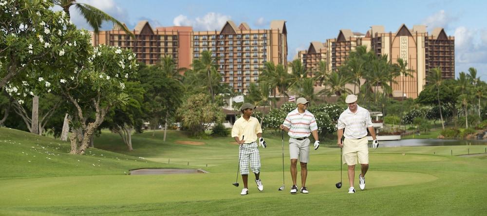 올라니, A 디즈니 리조트 & 스파(Aulani, A Disney Resort & Spa) Hotel Image 53 - Golf