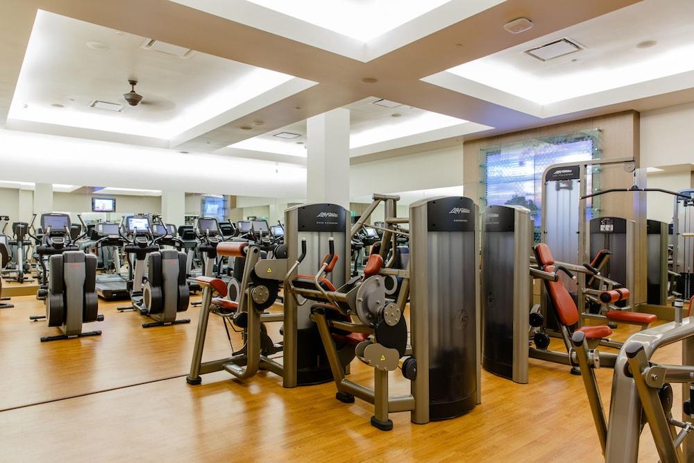 올라니, A 디즈니 리조트 & 스파(Aulani, A Disney Resort & Spa) Hotel Image 39 - Gym