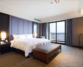 풀론 호텔 단수이 피셔맨스 와프(Fullon Hotel Tamsui Fishermen's Wharf) Hotel Image 4 - Guestroom