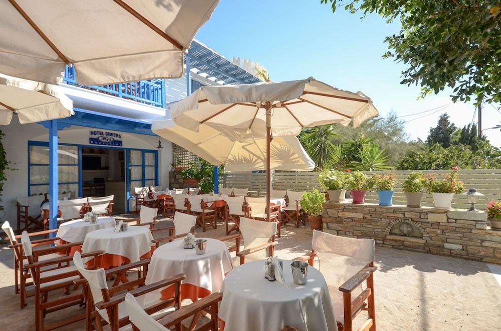 디미트라(Dimitra) Hotel Image 26 - Breakfast Area