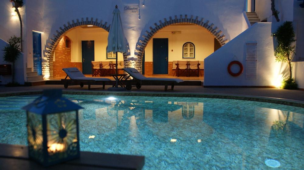 디미트라(Dimitra) Hotel Image 1 -