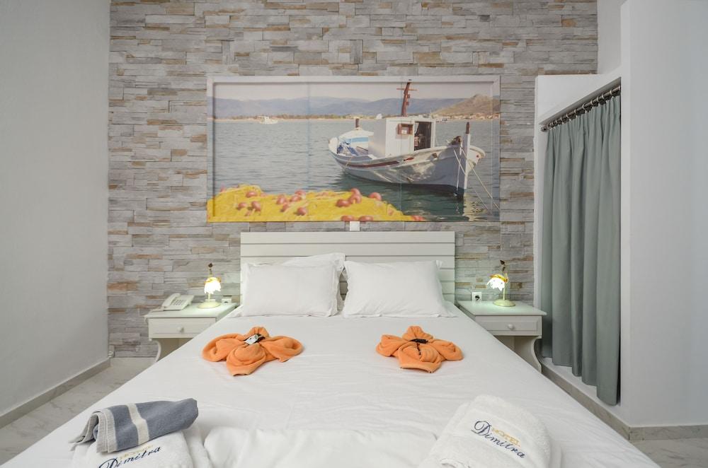 디미트라(Dimitra) Hotel Image 13 - Guestroom