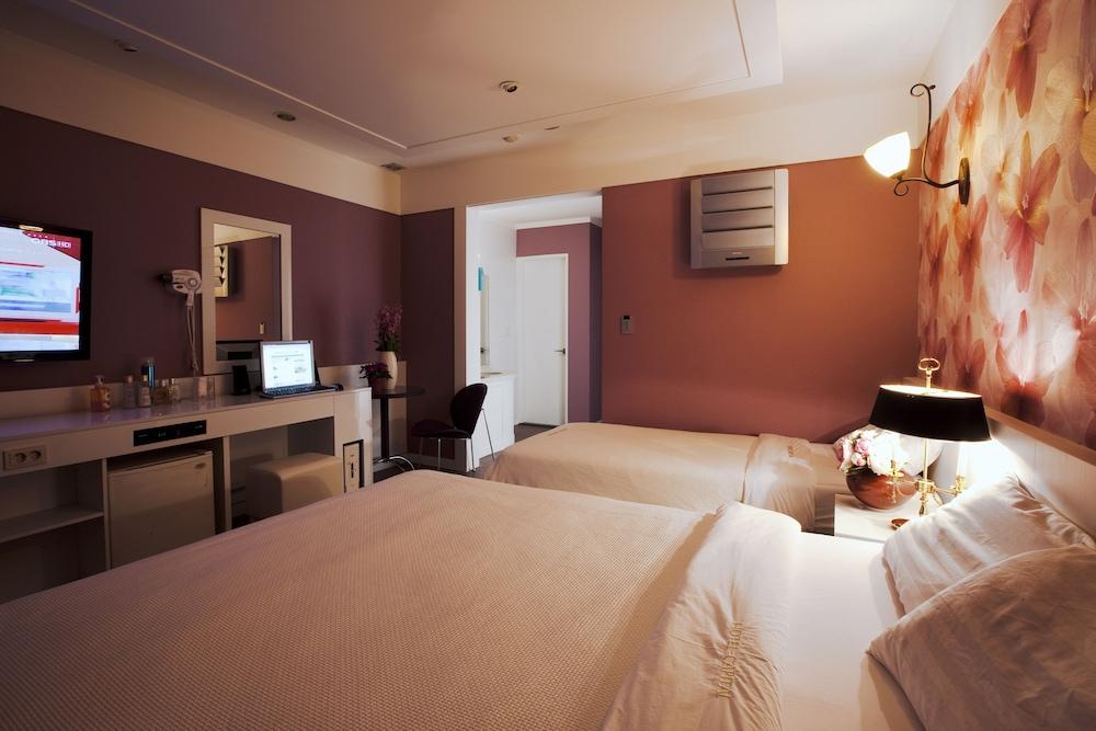 캐피탈 관광 호텔(Incheon Hotel Capital) Hotel Image 4 - Guestroom