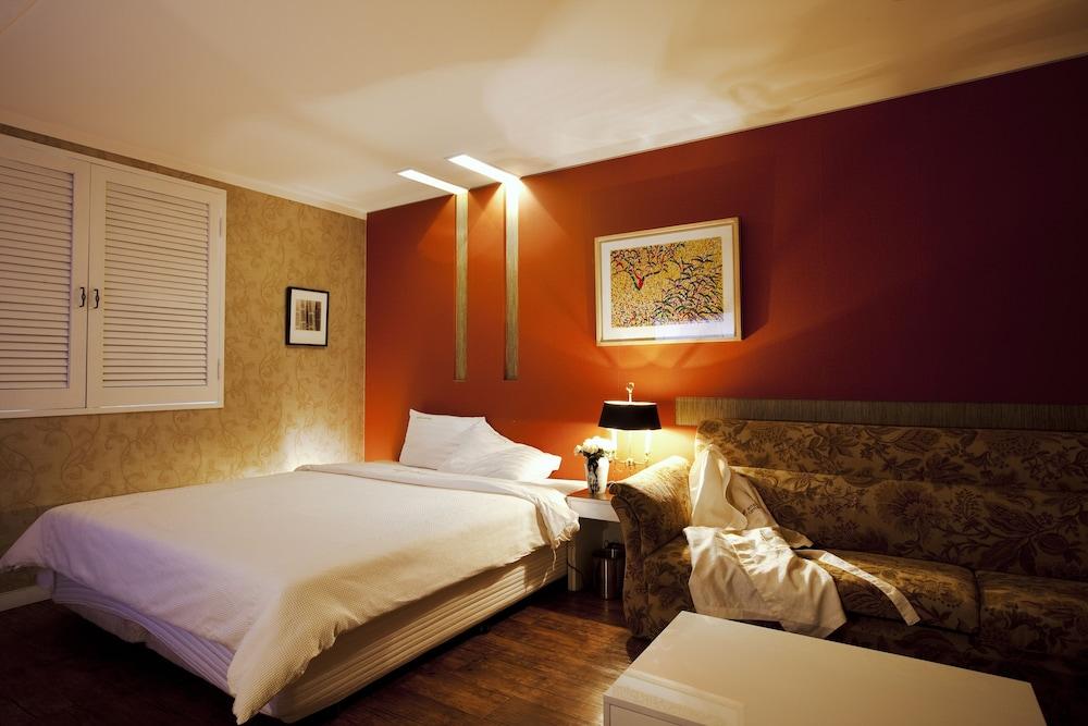 캐피탈 관광 호텔(Incheon Hotel Capital) Hotel Image 2 - Guestroom