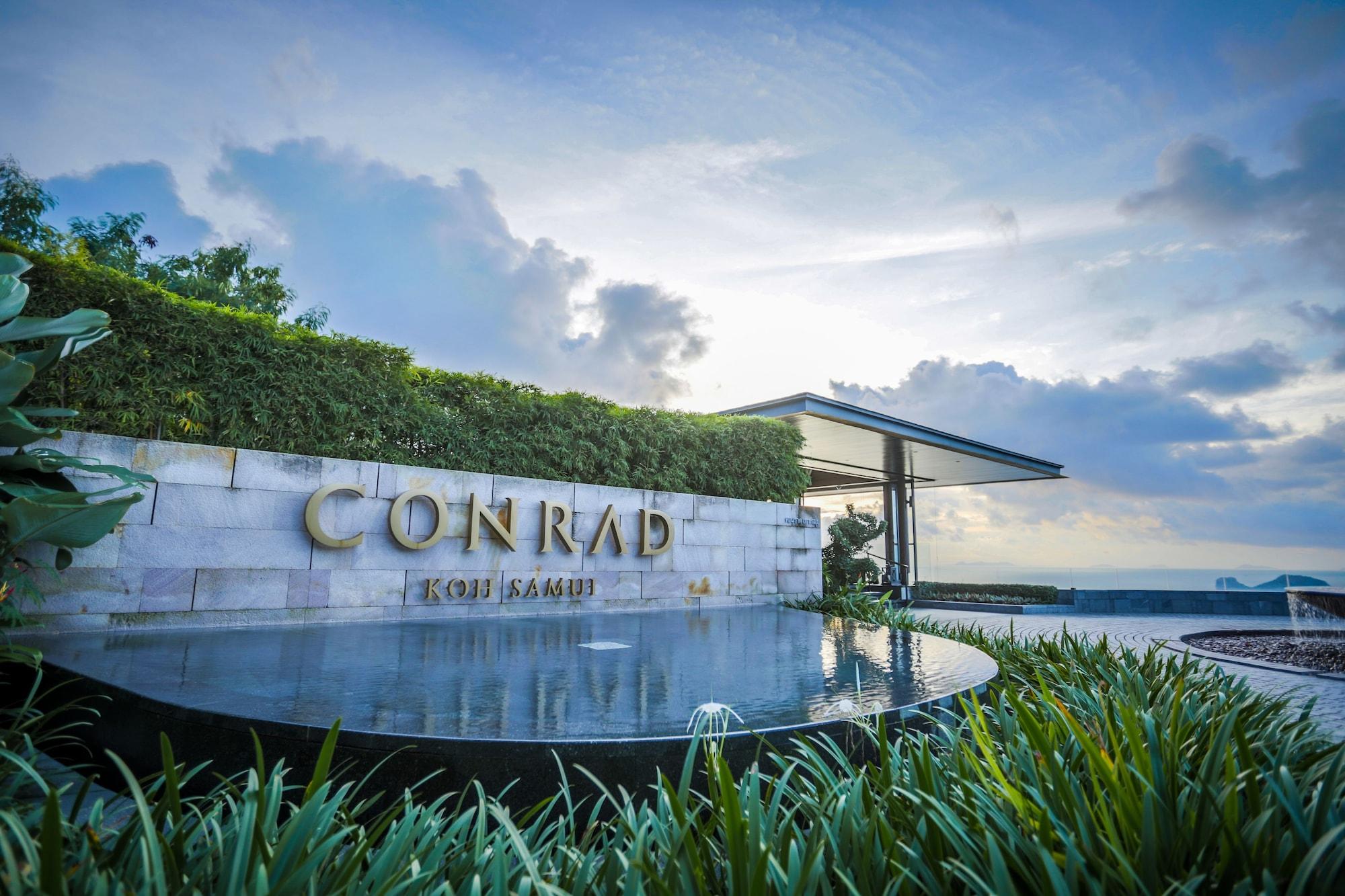 Conrad Koh Samui Residences, Ko Samui