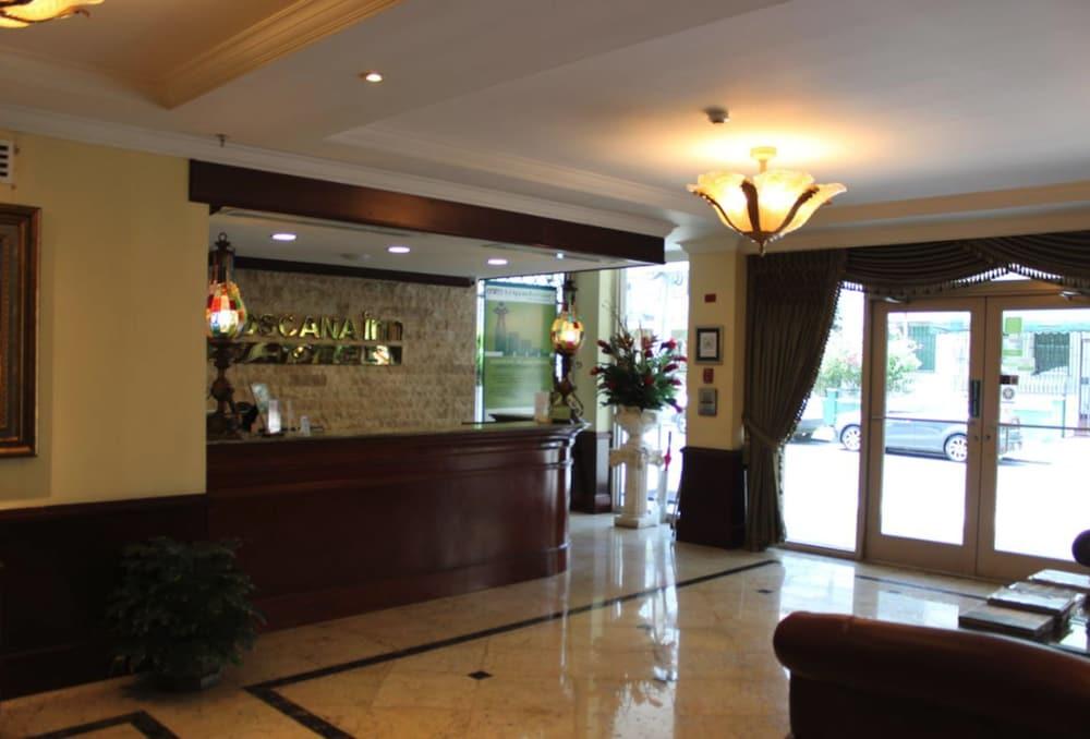 토스카나 인 호텔(Toscana Inn Hotel) Hotel Image 2 - Reception