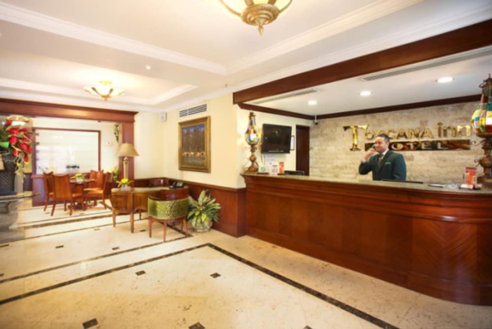 토스카나 인 호텔(Toscana Inn Hotel) Hotel Image 17 - Hotel Interior
