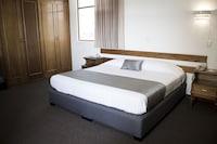 Habitación individual estándar, 1 cama King size, vista a la ciudad