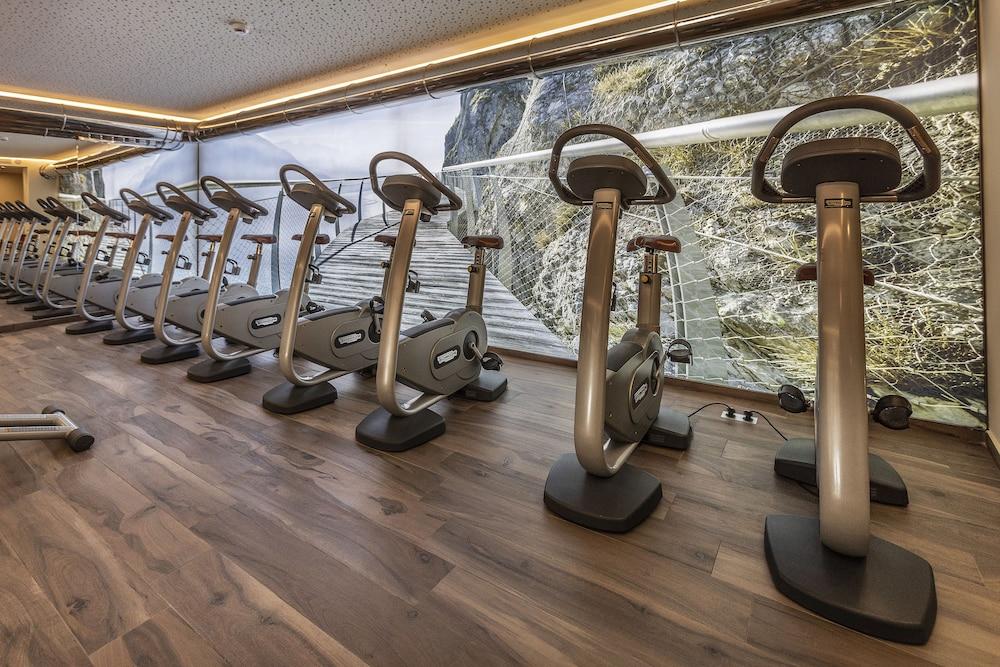 파크 호텔 임페리얼 센트로 타오 내추럴 메디컬 스파(Park Hotel Imperial Centro Tao Natural Medical Spa) Hotel Image 69 - Gym
