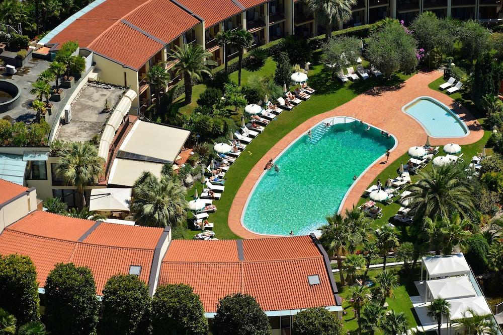 파크 호텔 임페리얼 센트로 타오 내추럴 메디컬 스파(Park Hotel Imperial Centro Tao Natural Medical Spa) Hotel Image 135 - Aerial View