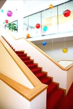 에스페리아 팰리스 호텔(Esperia Palace Hotel) Hotel Image 20 - Staircase
