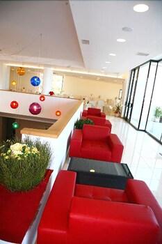 에스페리아 팰리스 호텔(Esperia Palace Hotel) Hotel Image 3 - Lobby Lounge