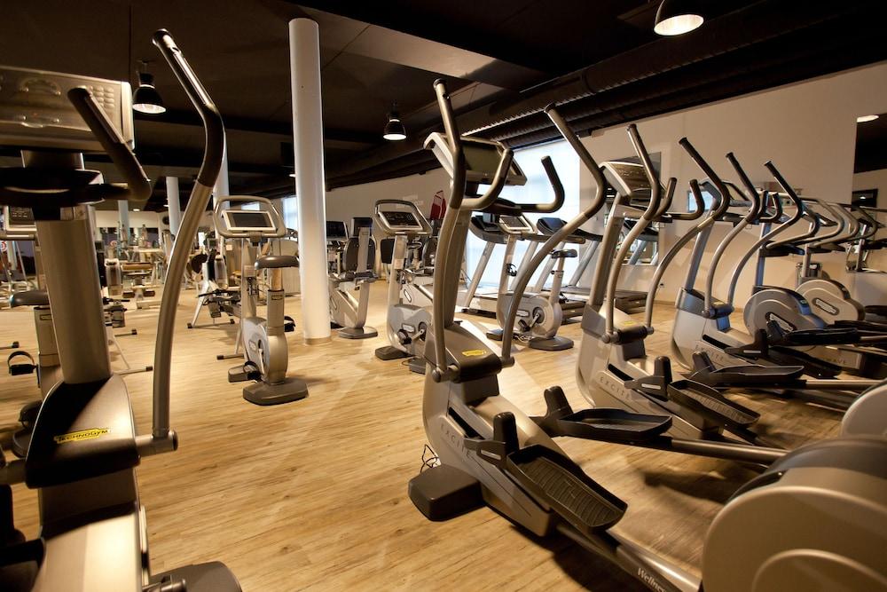 오이로파-파크 프라이차이트파크 & 에어레프니스-리조트, 호텔 벨 록(Europa-Park Freizeitpark & Erlebnis-Resort, Hotel Bell Rock) Hotel Image 12 - Fitness Facility