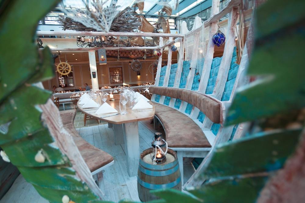 오이로파-파크 프라이차이트파크 & 에어레프니스-리조트, 호텔 벨 록(Europa-Park Freizeitpark & Erlebnis-Resort, Hotel Bell Rock) Hotel Image 41 - Restaurant