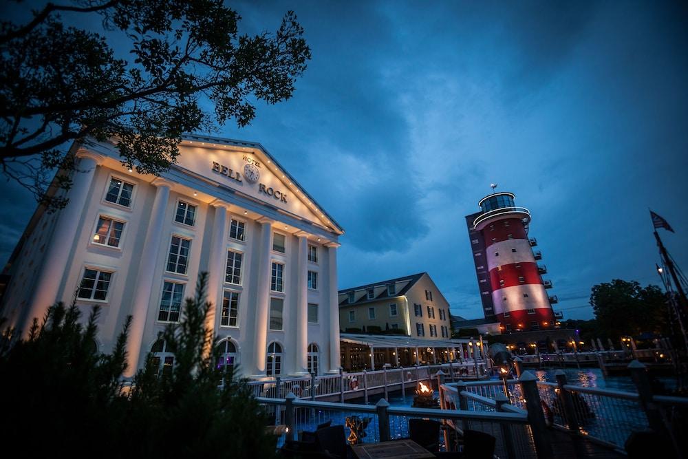 오이로파-파크 프라이차이트파크 & 에어레프니스-리조트, 호텔 벨 록(Europa-Park Freizeitpark & Erlebnis-Resort, Hotel Bell Rock) Hotel Image 52 - Exterior