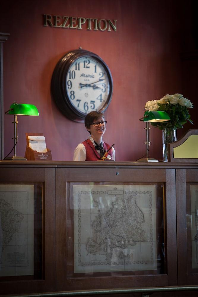 오이로파-파크 프라이차이트파크 & 에어레프니스-리조트, 호텔 벨 록(Europa-Park Freizeitpark & Erlebnis-Resort, Hotel Bell Rock) Hotel Image 27 - Reception