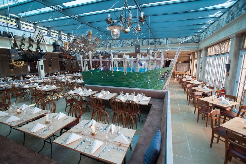 오이로파-파크 프라이차이트파크 & 에어레프니스-리조트, 호텔 벨 록(Europa-Park Freizeitpark & Erlebnis-Resort, Hotel Bell Rock) Hotel Image 42 - Restaurant