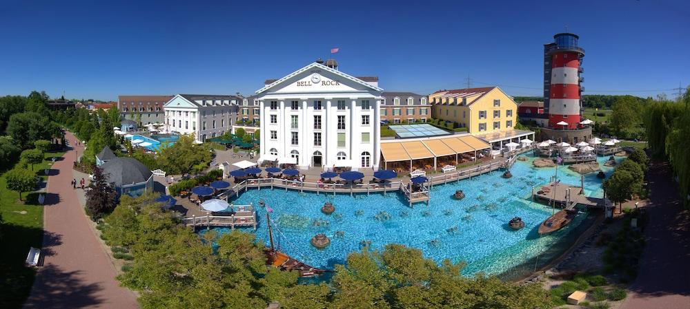 エウロパ パーク フレイツェイテパーク & アーレブニス リゾート ホテル ベル ロック