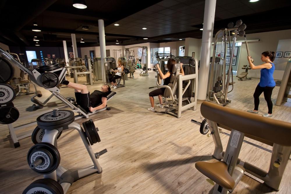 오이로파-파크 프라이차이트파크 & 에어레프니스-리조트, 호텔 벨 록(Europa-Park Freizeitpark & Erlebnis-Resort, Hotel Bell Rock) Hotel Image 13 - Gym