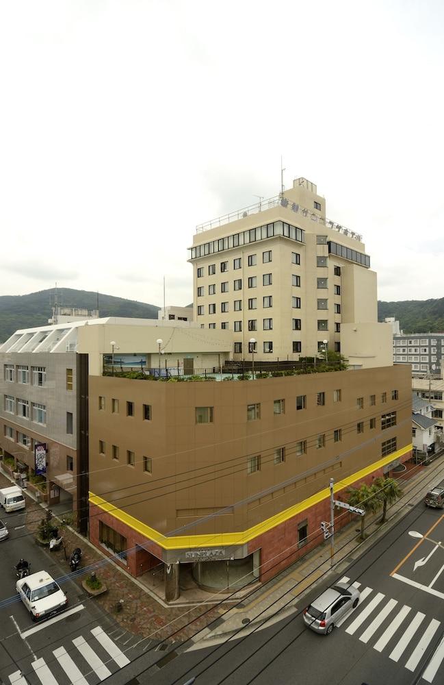 아마미 선플라자 호텔(Amami Sunplaza Hotel) Hotel Image 28 - Exterior