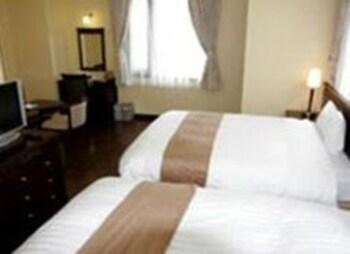 아마미 선플라자 호텔(Amami Sunplaza Hotel) Hotel Image 3 - Guestroom