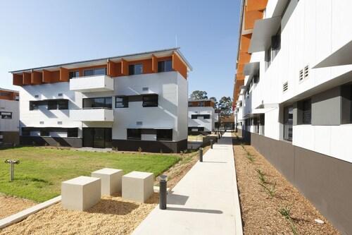 Western Sydney University Village- Parramatta Campus, Parramatta  - Inner