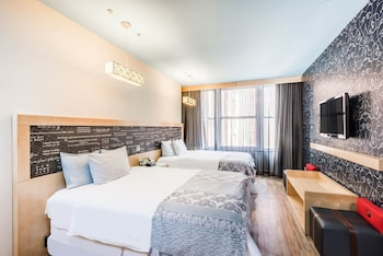 Double Room, 2 Queen Beds, Accessible (TRYP)