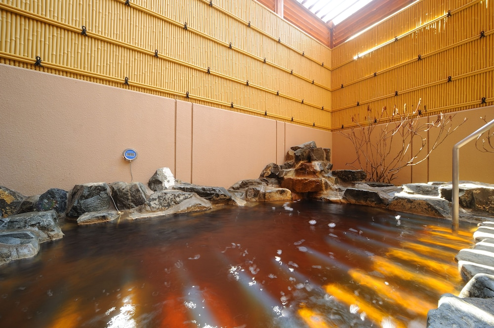 루트-인 그란티아 시레토코 샤리키메(Route-Inn Grantia Shiretoko Shariekimae) Hotel Image 26 - Outdoor Spa Tub