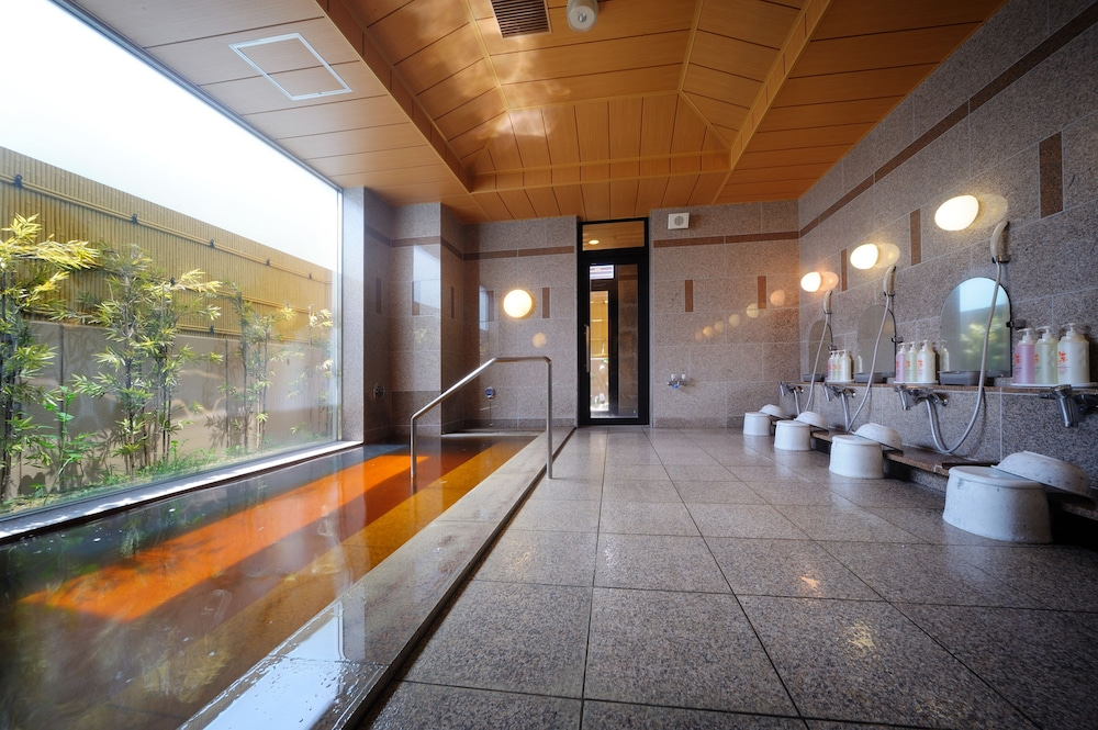 루트-인 그란티아 시레토코 샤리키메(Route-Inn Grantia Shiretoko Shariekimae) Hotel Image 29 - Indoor Spa Tub
