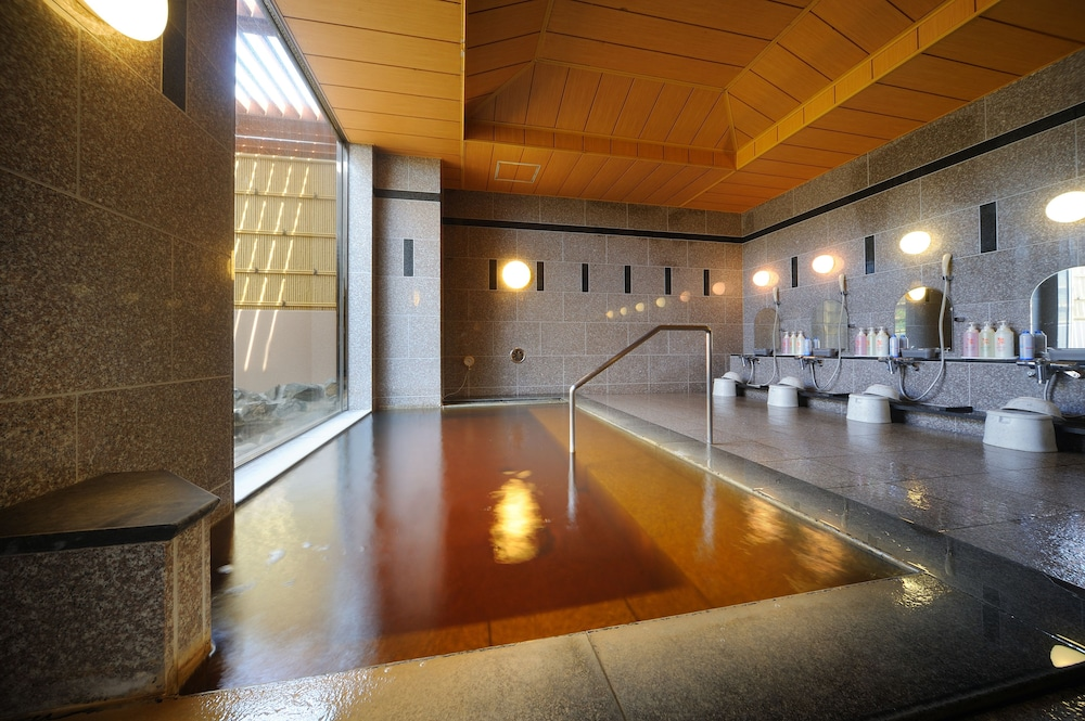 루트-인 그란티아 시레토코 샤리키메(Route-Inn Grantia Shiretoko Shariekimae) Hotel Image 28 - Indoor Spa Tub