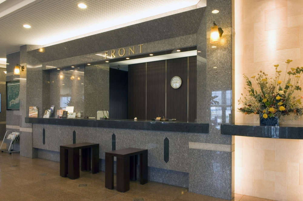 루트-인 그란티아 시레토코 샤리키메(Route-Inn Grantia Shiretoko Shariekimae) Hotel Image 5 - Reception