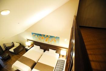 ファミリー デュープレックス 禁煙 37㎡ グランヴィリオ リゾート石垣島 グランヴィリオガーデン -ルートインホテルズ