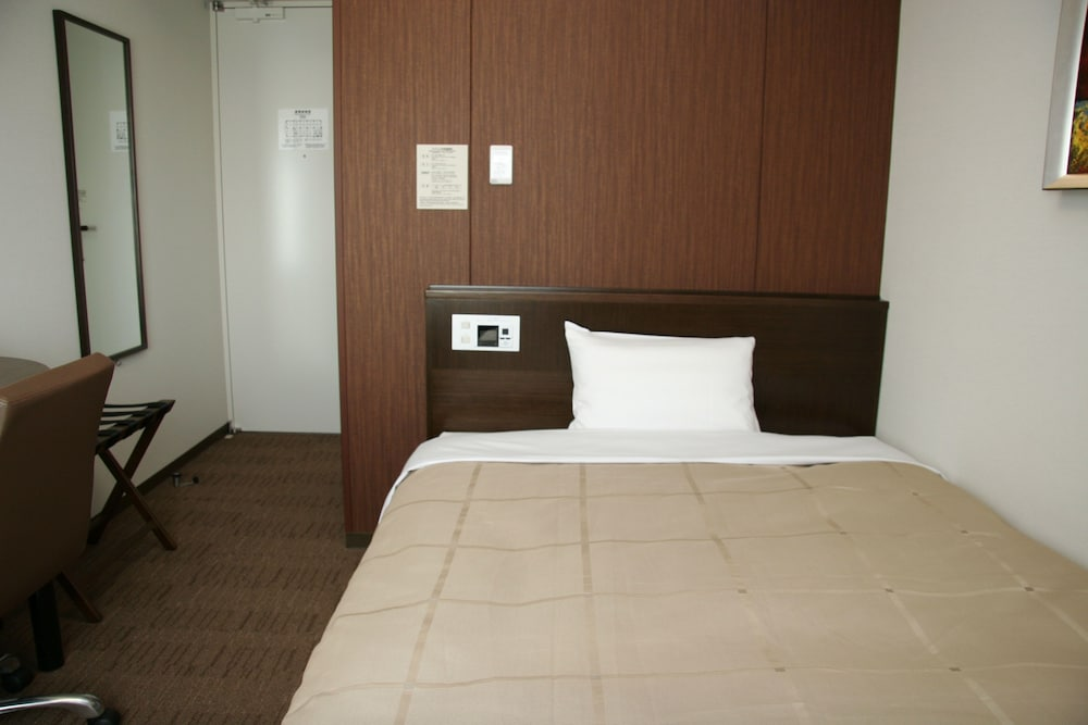 호텔 루트-인 치토세 에키마에(Hotel Route-Inn Chitose Ekimae) Hotel Image 7 - Guestroom