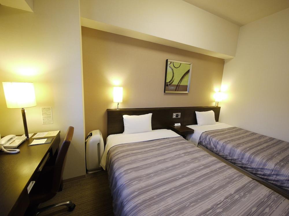 호텔 루트-인 치토세 에키마에(Hotel Route-Inn Chitose Ekimae) Hotel Image 9 - Guestroom