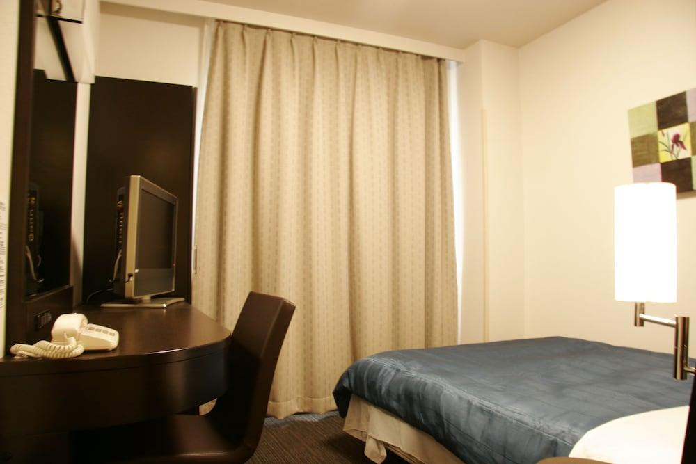 호텔 루트-인 치토세 에키마에(Hotel Route-Inn Chitose Ekimae) Hotel Image 6 - Guestroom