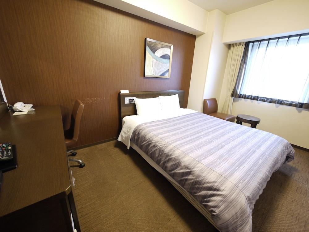호텔 루트-인 치토세 에키마에(Hotel Route-Inn Chitose Ekimae) Hotel Image 10 - Guestroom