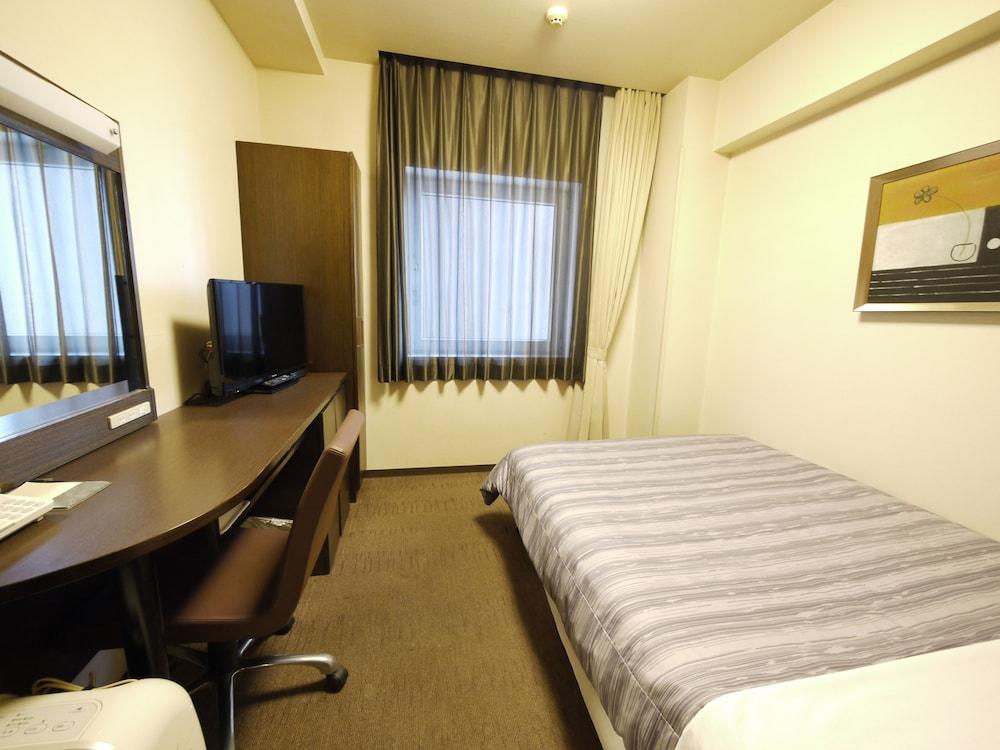 호텔 루트-인 치토세 에키마에(Hotel Route-Inn Chitose Ekimae) Hotel Image 11 - Guestroom