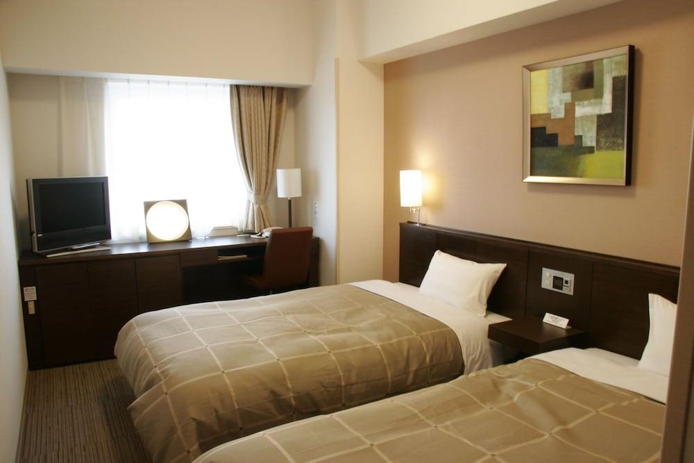 호텔 루트-인 치토세 에키마에(Hotel Route-Inn Chitose Ekimae) Hotel Image 4 - Guestroom