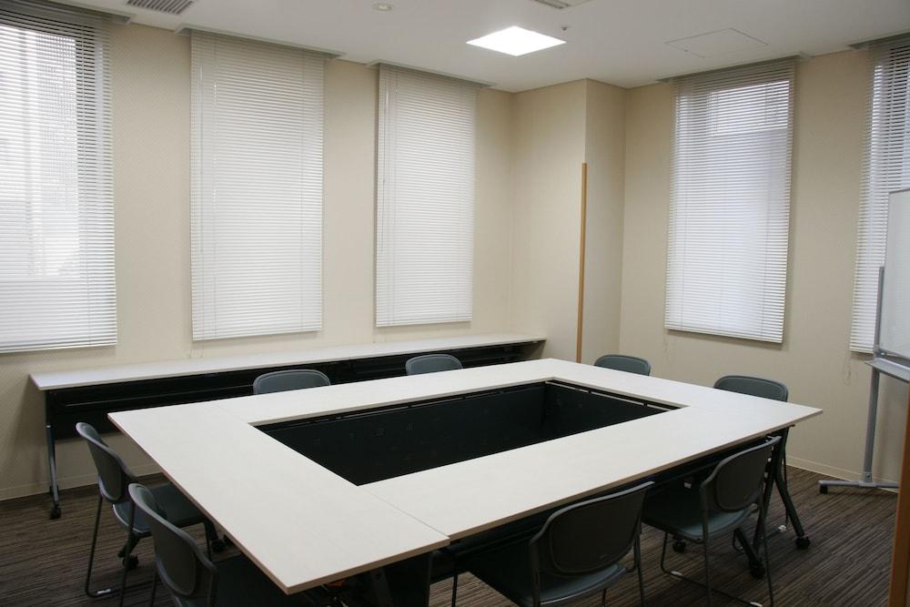 호텔 루트-인 치토세 에키마에(Hotel Route-Inn Chitose Ekimae) Hotel Image 31 - Meeting Facility