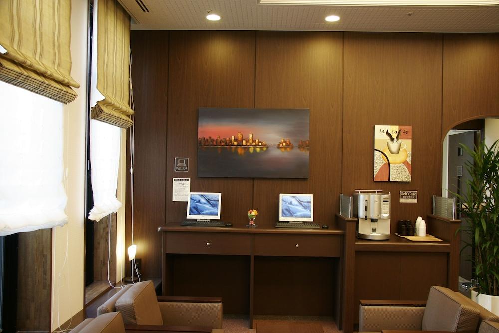 호텔 루트-인 치토세 에키마에(Hotel Route-Inn Chitose Ekimae) Hotel Image 32 - Business Center